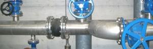 Manutenzione centri idrici